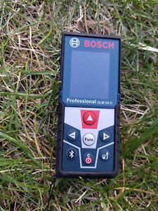 Glm50c Bosch Professional Laser Distance Measurer
