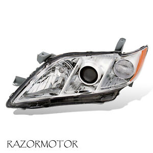 2007 2009 Left Replacement Projector Headlight For Toyota Camry Us Version