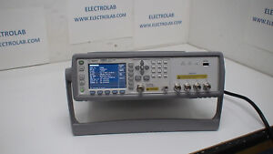 Agilent E4980a 20 Hz To 2 Mhz With 4 digit Resolution Precision Lcr Meter Opt