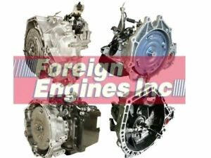 1988 Honda Prelude Automatic Transmission Replacement For K4 Pk4 Fuel Inj Cars