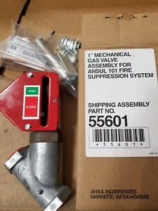Ansul Part 55601 1 Mechanical Gas Valve Assembly