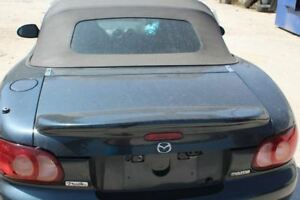 Trunk hatch tailgate With Spoiler Fits 03 05 Mazda Mx 5 Miata 204637