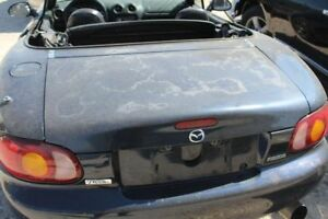 Trunk hatch tailgate Excluding Mazdaspeed Fits 99 05 Mazda Mx 5 Miata 200053