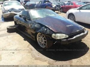 Trunk hatch tailgate With Spoiler Fits 03 05 Mazda Mx 5 Miata 188639