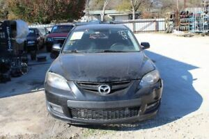 Trunk Hatch Tailgate Hatchback L Turbo Speed3 Spoiler Fits 07 09 Mazda 3 193878
