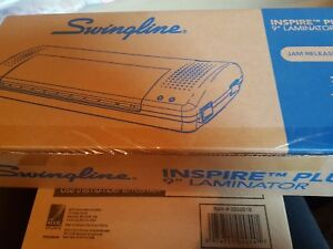 Swingline Inspire Plus 9 Thermal Laminator Plus 100 Pouches Free Usa Shipping