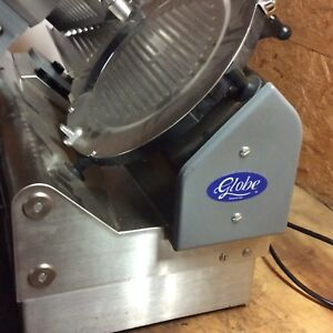 Commercial Globe Meat Slicer 4913