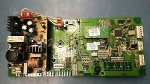 Washer Control Board Ver 31 For Continental Girbau P n 327601 34772 used