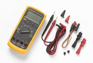 Fluke 87 5 87 v Industrial True Rms Digital Multimeter We Export
