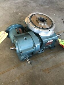 Camco 601rdm4h24 330 Rotary Indexer Table