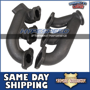 1983 1986 1994 2004 Ford Mustang V6 3 8l T3 T4 Turbo Manifold Cast Iron Exhaust