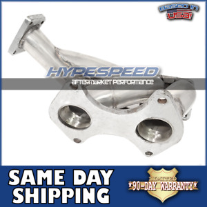 1993 1995 Mazda Rx 7 Fd 3s Rotary T4 Turbo Manifold Stainless Exhaust