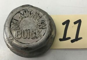 1917 1918 1919 1920 Buick Mclaughlin Aluminum Wheel Grease Cup For Restore In11