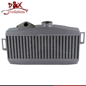 High Performance Tmic Top mount Intercooler For 2008 15 Subaru Wrx Sti Silver
