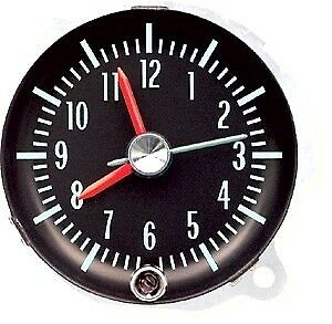 1967 Camaro Console Gauge Quartz Clock Oe Quality Gm 3901613