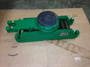 Used Hilman Roller 100ers 100 Ton W Locking Swivel Padded Top Machinery Skate