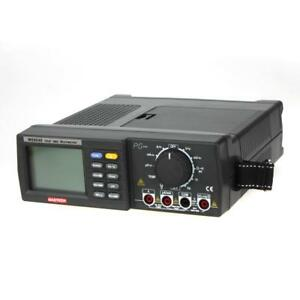 True Rms Dmm Bench Top Multimeters 22000 Counts Auto Ranging Freq temperature Te