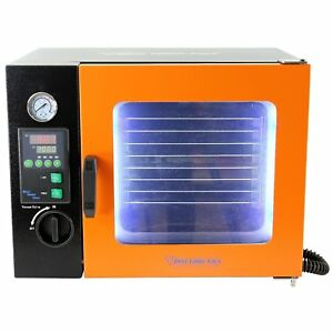 Best Value Vacs 0 9cf Eco Vacuum Oven 4 Wall Heating Led Display Led