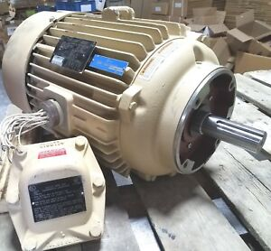 New Marathon 20 Hp 3 Phase Inverter Rated Explosion Proof Motor 230 460 V