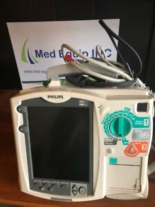 Philips Heartstart Mrx With All Cables