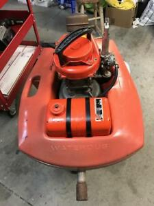 Waterous Floto Pump For Fire Fighting Or Pool Maintenance W High Pressure Pump