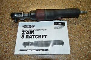 Matco Mt2854 3 8 Air Wrench W Manual shipping Free Used Works Great