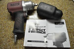 Matco Mt2220 3 8 Air Impact Wrench W Manual Boot Cover Free Shipping