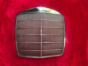 1962 Mercedes Benz 190 Front Grill
