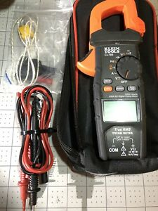 Klein Tools Cl700 Ac Auto Ranging 600 Amp Digital Clamp Meter 3 l146634a