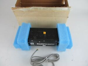 Trimble Geospatial 24v Power Supply For Dual Battery Charger P n 18703 Eng012001