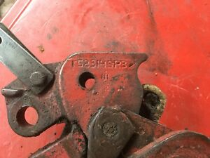 Farmall International 300 Fast Hitch Parts 523145r3