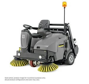 Karcher Km 125 130 R 3sb Ride On Floor Sweeper Demo Equipment