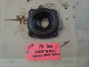 Ford 3000 Tractor Used Trans Output Idler Gear Support Ref C9nn7049c