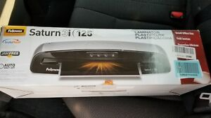 New Fellowes Saturn3i 125 Laminator 12 Wide X 5mil Max Thickness Free Shipping