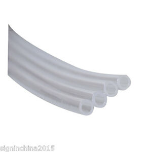 4 line Solvent Ink Tube 4 2mmx2 8mm For Wide Format Printers 1 Meter