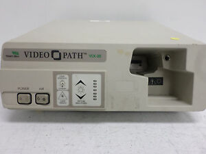 Welch Allyn Video Path Vlx 20 Video Light Source Model 45500