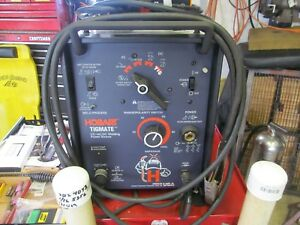 Miller Ac dc Power Source Tig Amp And Plasms Power Cutter