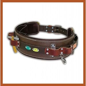Bashlin 1511n d26 The Wrangler 2 D ring Body Belt