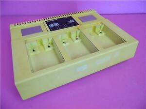 Physio control Defibrillator Battery Support System Charger Joules Tester