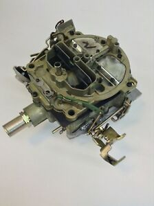 Nos Rochester Quadrajet Carburetor 7028244 1968 Buick 400 430 Engine