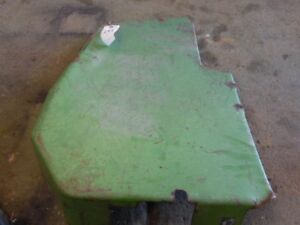 John Deere 4620 Tractor Right Side Hydraulic Panel Cover Tag 141