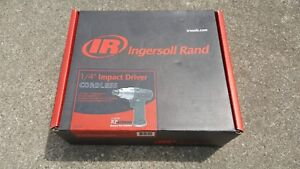 Ingersoll Rand W040 Iqv72 1 4 Cordless Impact Wrench