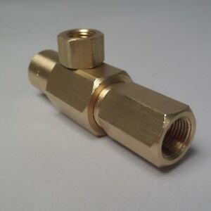 Model 620 Kingston Automatic Drain Valve For All Compressors W An Unloader Port