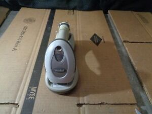 Symbol Motorola Wireless Barcode Scanner W Usb Docking Cradle Ls4278 Stb4278
