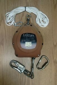 Miller Falcon Mp30g 30ft Self retracting Lifeline Used