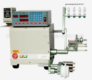 Ce Computer Cnc Automatic Coils Transformer Winder Winding Machine Free Shipping