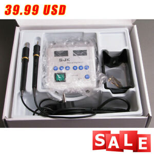 Dental Lab Electric Waxer Carving Knife Machine Heat Double Pen Pencile 6 Tips