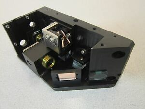 Optics Assembly With Lens Filter Prism Appears Unused And Priced To Move As Is