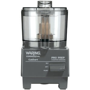 New Waring Commercial Food Processor Restaurant Kitchen Equipment Preparation