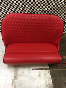 Hot Rod Rat Rod 29 30 31 32 Ford chevy Bomber Bench Seat With Seat Tracks